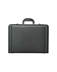 Go Explore Leather Briefcase
