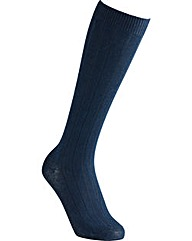 Cosyfeet XR Cotton-rich Knee High Socks