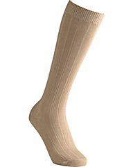Cosyfeet XR Cotton-rich Knee High Socks