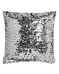 Sequin Filled Cushion