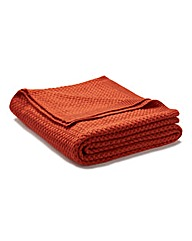 Fine Knit Throw