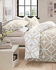 Geo Duvet Cover Set