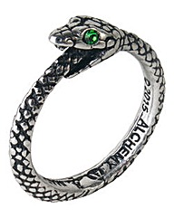 Alchemy Gothic Serpant Ring