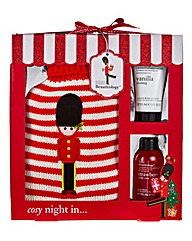 Beauticology Hot Water Bottle Gift Set