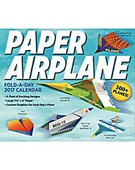 Craft A Day Calendar Paper Airplane
