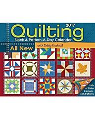 Craft A Day Calendar Quilting