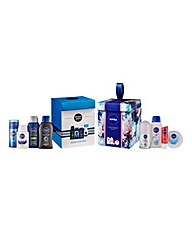 Nivea His & Hers Mini Treats Sets BOGOF