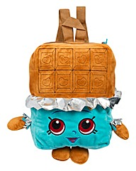 Shopkins Cheeky Chocolate Plush Backpack