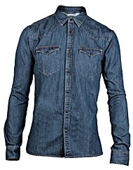 Caterpillar Western Denim Shirt