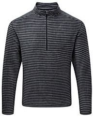 Tog24 Moden Mens Tcz 100 Fleece Zip Neck
