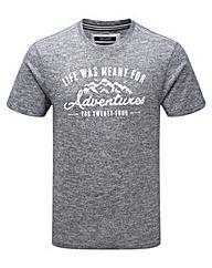 Tog24 Kilter Mens T-shirt Life