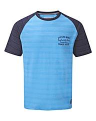 Tog24 Leyton Mens T-Shirt Vale Print