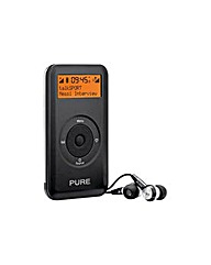 Pure Move 2500 Personal DAB/FM Radio