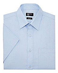 &City Mighty Plain Easycare Shirt