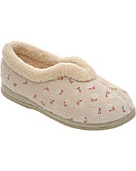 Cosyfeet Dozy Slipper EEEEEE Fit