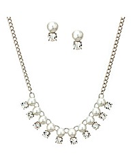 Mood Pearl And Crystal Set