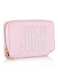 JC Pretty Velour Purse