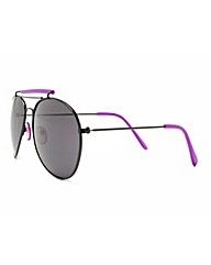 Aviator Purple Sunglasses