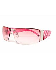 Viva La Diva Jessica Pink Sunglasses