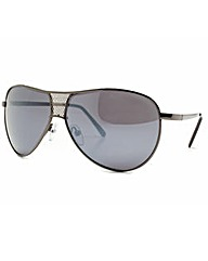 Aviator Black Sunglasses