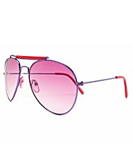 Aviator Pink Sunglasses