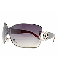 DG Designer Brown Fashion Sunglasses