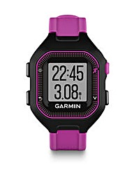 Garmin Forerunner 25 S Black/purple