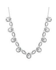 Alan Hannah peardrop crystal necklace
