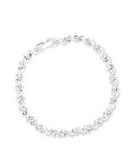 Jon Richard Crystal S Bracelet