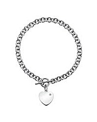 Hot Diamonds Lovelocked Bracelet