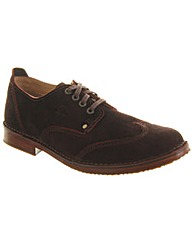 Chatham Drifter British Suede Shoes