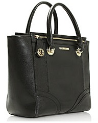 Love Moschino Black  Tote