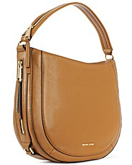 Michael Kors Acorn Leather Shoulder Bag