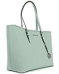 Michael Kors Celadon Leather Tote Bag