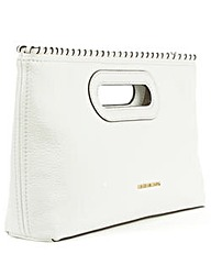 Michael Kors  Optic White  Clutch Bag