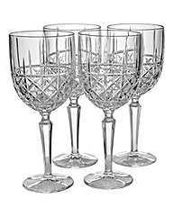 Waterford Marquis White Wine Glasses