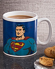 Superman Heat Change Mug