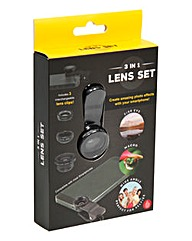 3 in 1 Lens for Smartphones