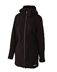 Hi-Tec Mendoza soft shell long jacket