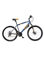 "Boss 26"" Mens Vortex FS Mountain Bike"