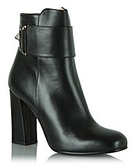 Daniel Exquisite Buckle Ankle Boot