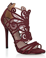 Daniel Worthy Caged Sandal