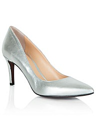 Daniel Maturity Pointed Court Shoe