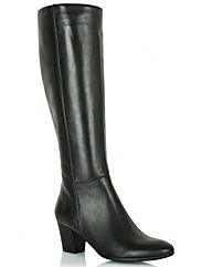 Lamica 57 Knee High Plain Boot