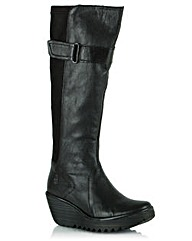 Fly London Elasticated Tall Boot