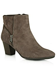 Lamica Taupe Ankle Boot