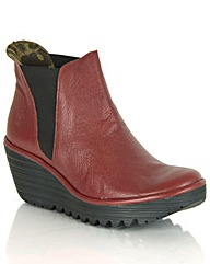 Fly London Woss Patent Boot