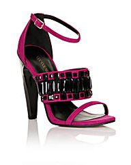 Little Mistress Magenta Sandal