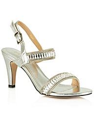 Daniel Petals Embellished Sandal