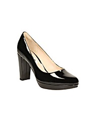 Clarks Kendra Sienna Shoes